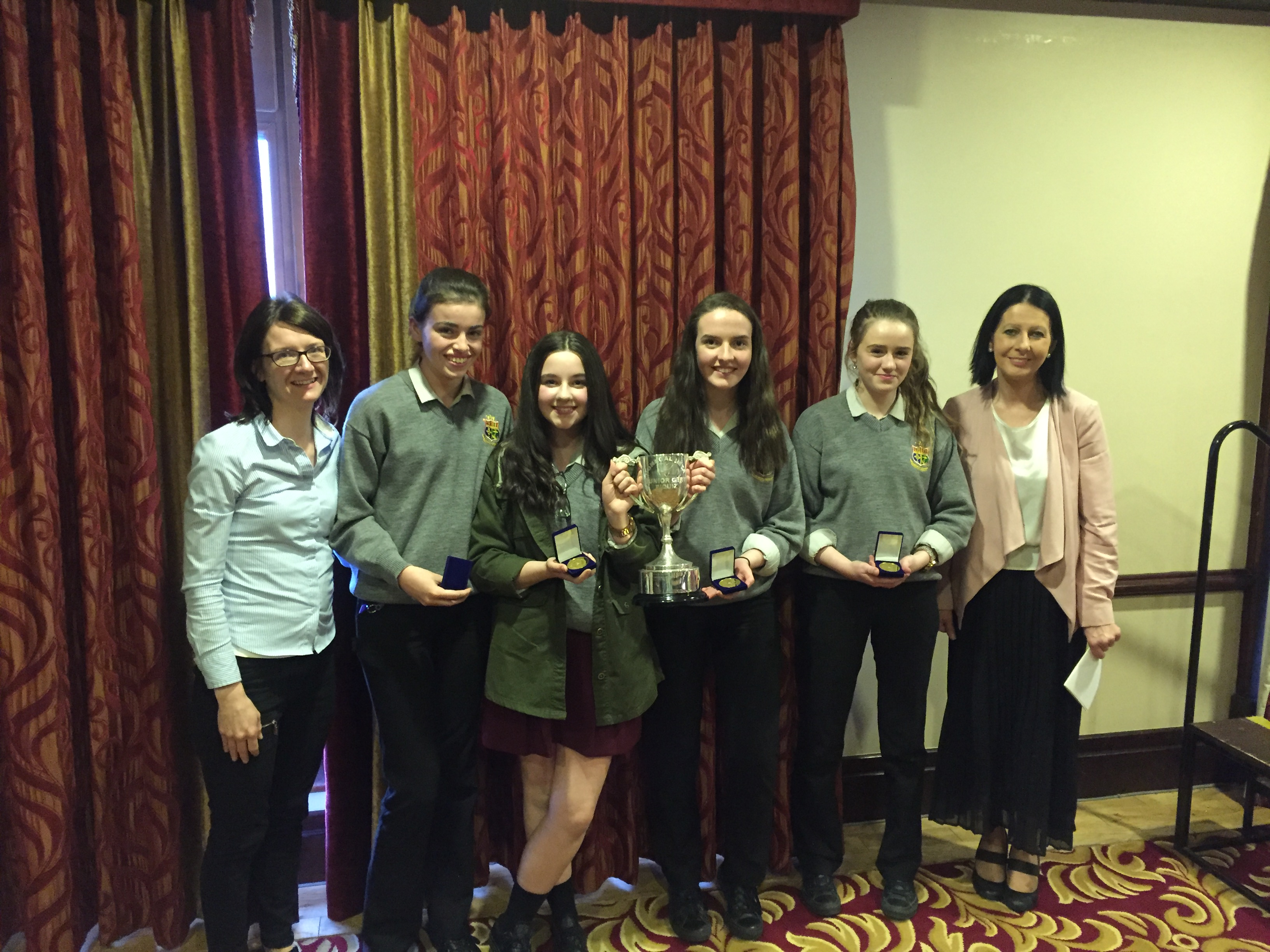 Donegal Winners 2017: St. Columba's College, Stranorlar