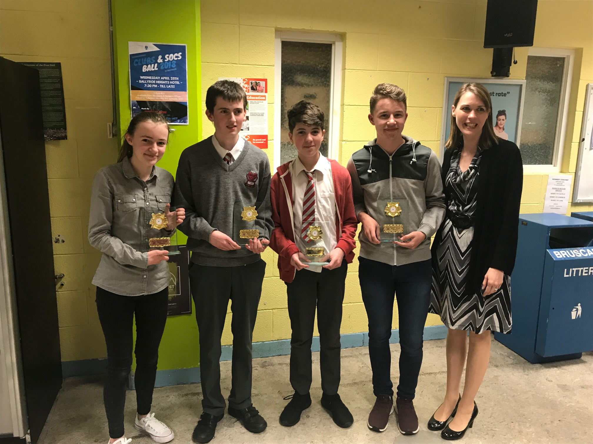 Kerry 2018 Winners: Intermediate School Killorglin
