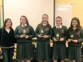 Wicklow 2018 Winners: Loreto Sec School Bray